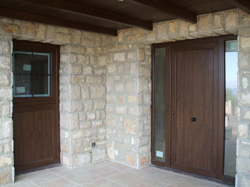 Puertas r sticas vetenor for Puertas rusticas de aluminio
