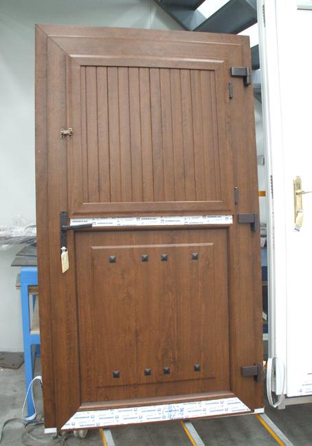Puerta doble hoja horizontal vetenor - Puertas doble hoja ...