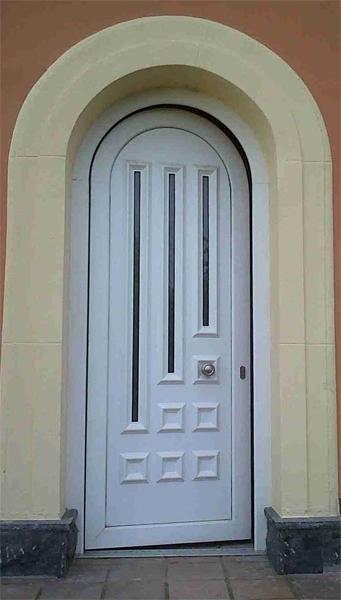 Puerta en arco vetenor - Arcos decorativos para puertas ...